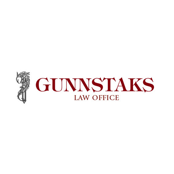 Gunnstaks Law Office Logo
