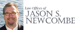 Law Offices Of Jason S Newcombe - INJURY Logo