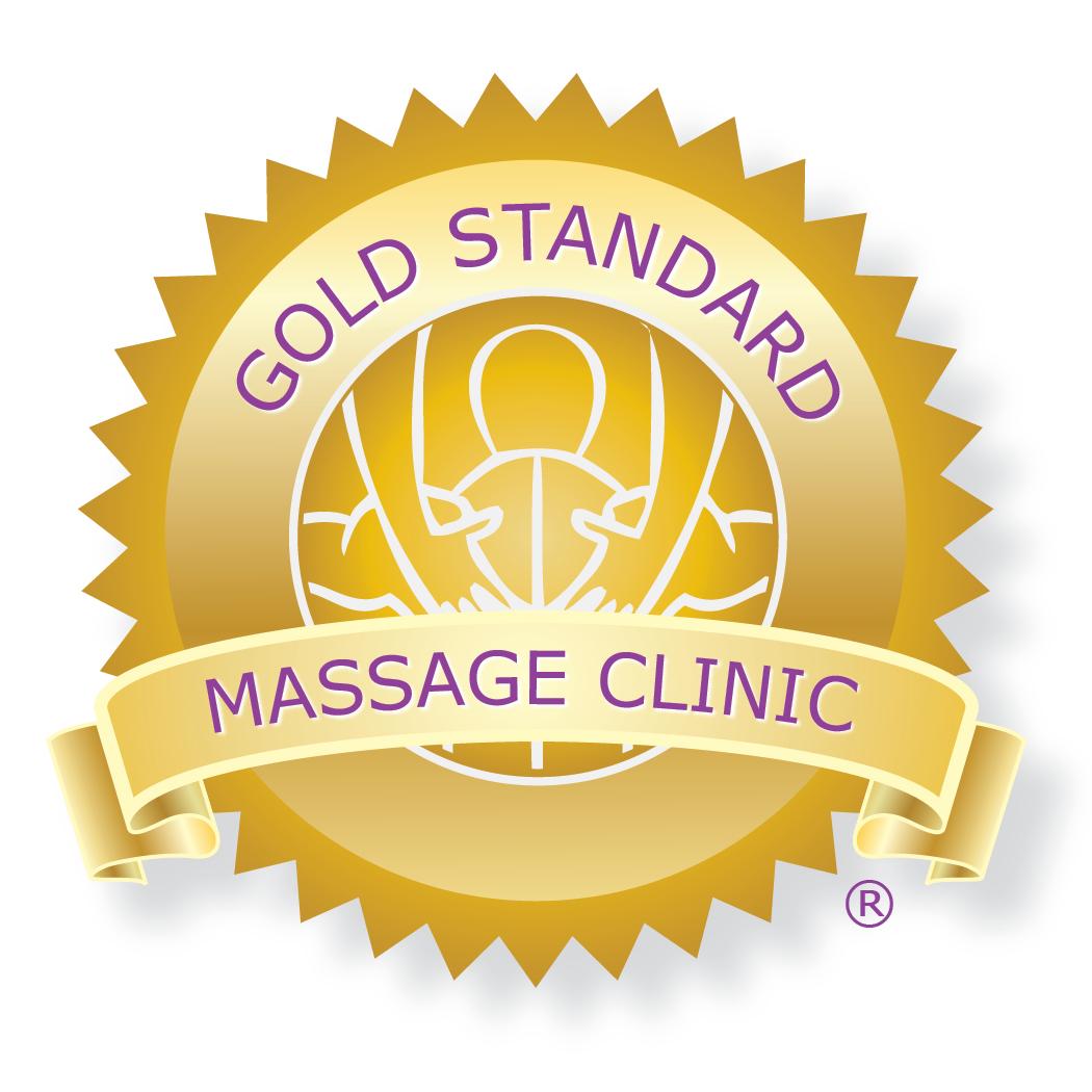Gold Standard Massage Clinic Logo