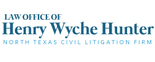 Law Office of Henry Wyche Hunter Logo