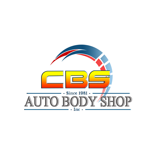 CBS Auto Body Shop Logo