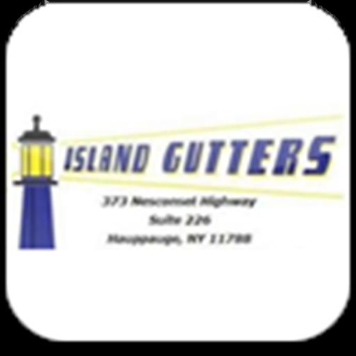 Long Island Gutter Company | Island Gutters Logo