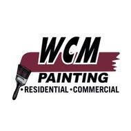 WCM Painting Company Logo