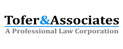 Tofer law associates logo