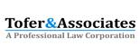 Tofer Law & Associates Logo