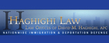 Law offices of David M. Haghighi, APC Logo