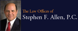 Law Offices of Stephen F. Allen, P.C. Logo
