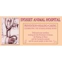 Syosset Animal Hospital - 20262 Logo