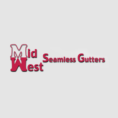 Midwest Seamless Gutters Logo