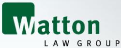 Watton Law Group Logo