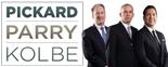 Pickard Parry Kolbe- Personal Injury Logo