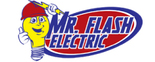 Mr. Flash Electric Logo