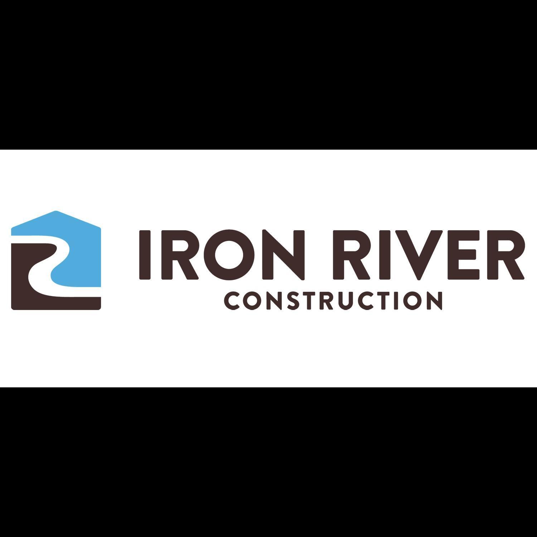 Iron River Construction Logo
