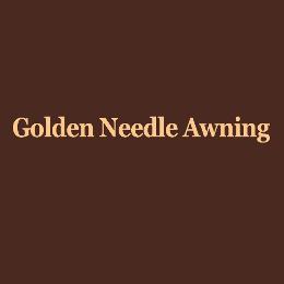 Golden Needle Awning, LLC Logo
