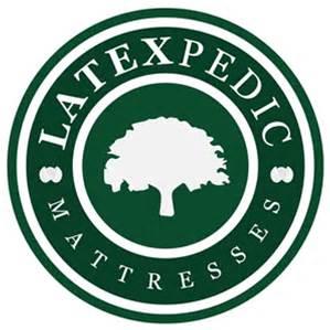 Latexpedic LA Los Angeles Latex Mattress Logo
