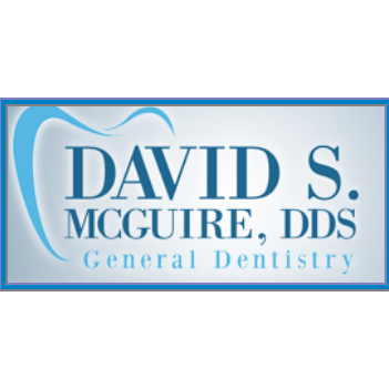David S. McGuire, DDS Logo