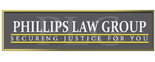 Phillips Law Group, P.C.- Injury Logo
