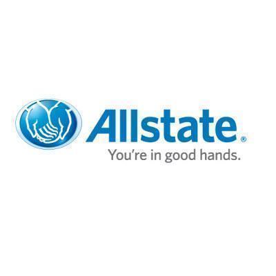 William Langer: Allstate Insurance Logo