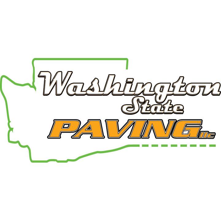 Washington State Paving LLC. Logo