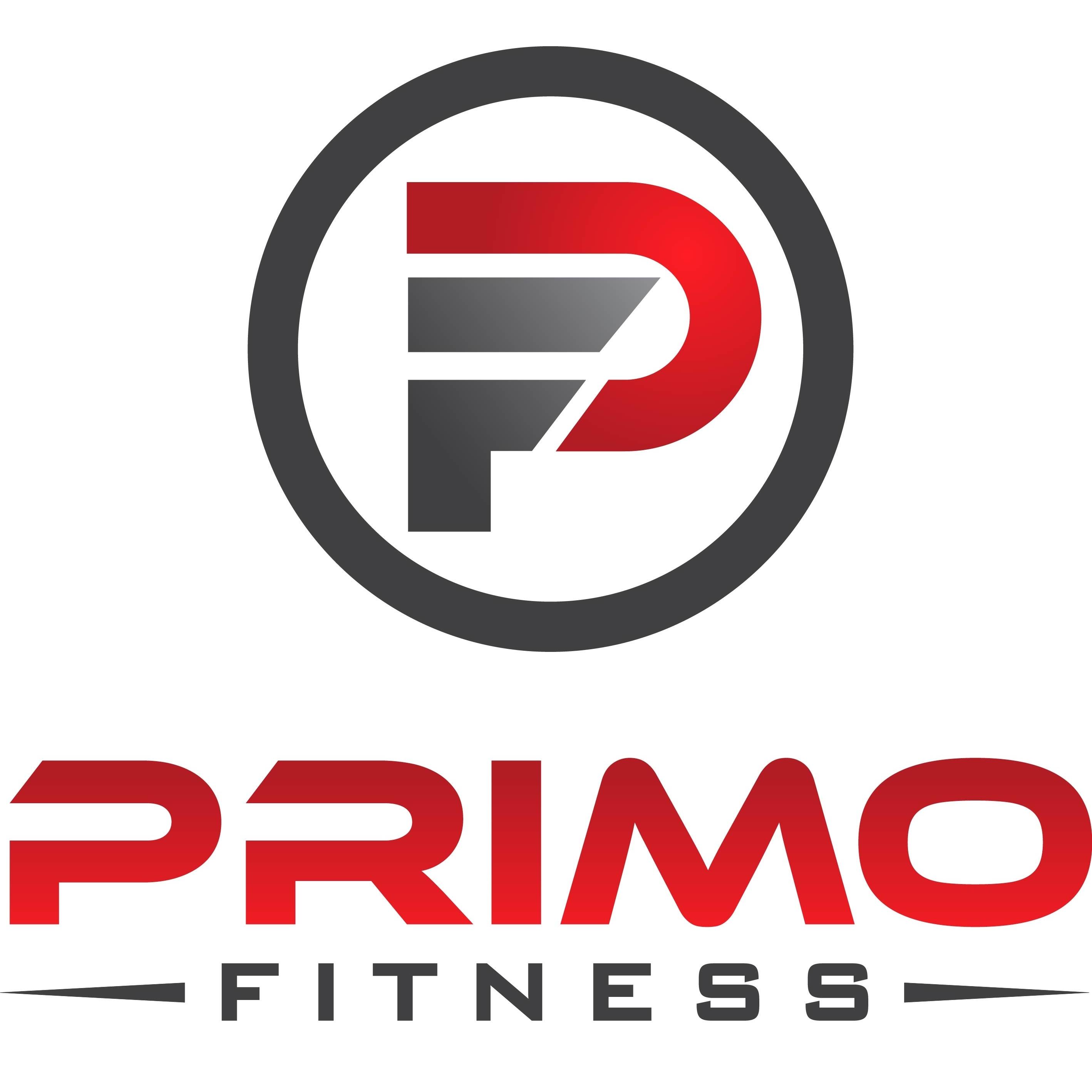 Primo Fitness Logo