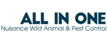 All In One Nuisance Wild Animal & Pest Control Logo