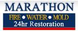 Marathon Emergency Water and Fire Restoration Logo