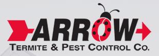 Arrow Termite and Pest Control Logo