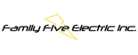 Family Five Electric Logo