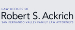 Law Offices of Robert S. Ackrich Logo