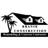 Branik Construction Logo