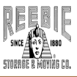 Reebie Storage and Moving Co. Logo