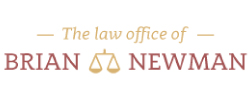 Law office of brian a. newman logo