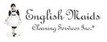 English Maids Cleaning Service Logo