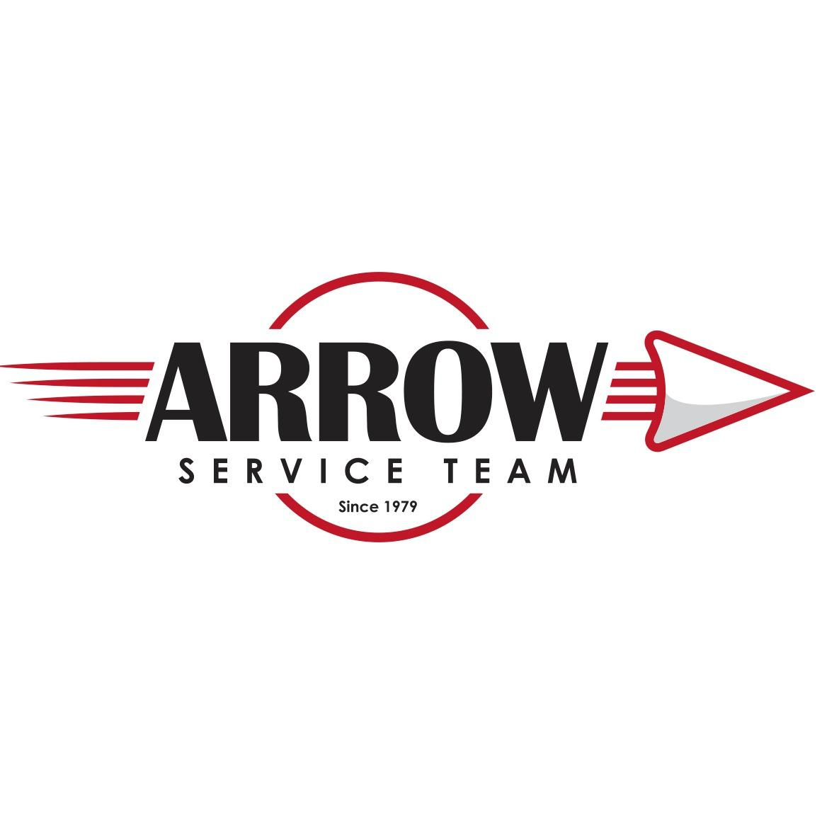 Arrow Service Team Logo