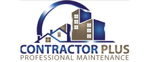 Contractor Plus  Logo