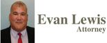 Evan Lewis, Attorney Logo