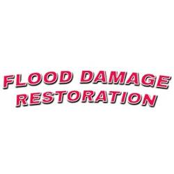 Flood Damage Restoration of Pueblo Logo