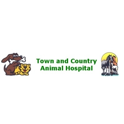 Town and Country Animal Hospital Logo