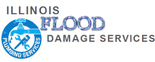 Illinois Flood Damage Services Logo
