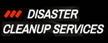 Water & Fire Damage Restoration Logo