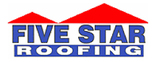 Five Star Roofing Logo