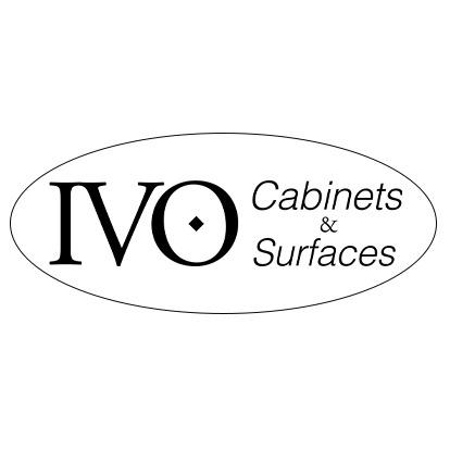 IVO Cabinets & Surfaces Logo
