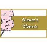 Norton's Flowers Logo
