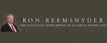 Ron Reemsnyder Law Logo