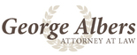 George Albers - Personal Injury Logo
