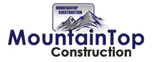 Mountain Top Construction Logo
