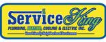 Service King Plumbing Logo
