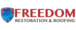 Freedom Restoration and Roofing Logo