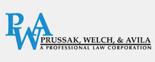 Prussak, Welch, & Avila Logo