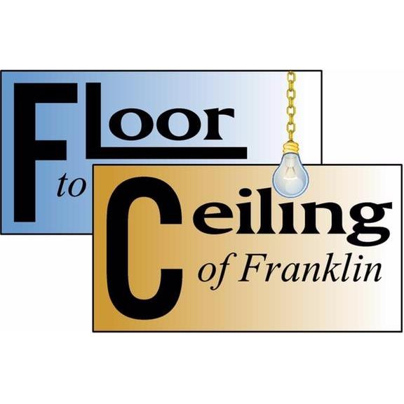 Floor To Ceiling of Franklin Logo